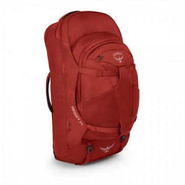 Torba/plecak turystyczny męski Farpoint 55 Jasper Red