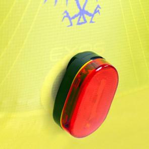 Pokrowiec przeciwdeszczowy OSPREY Ultralight High Vis Raincover XS